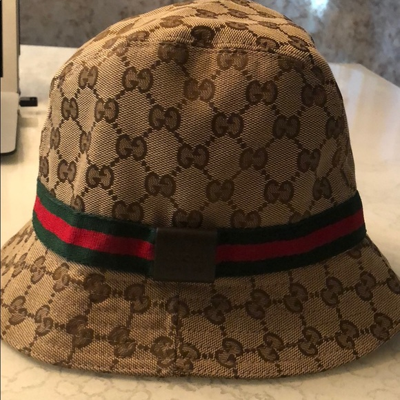 Gucci Accessories - GUCCI BUCKET HAT SIZE M 172e8475b0a4